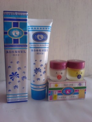 Tensung Whitening Cream